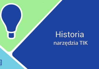 Wykorzystanie narzędzi TIK na historii