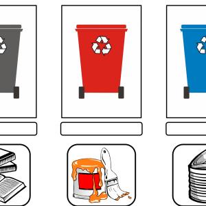 Dzień Ziemi – segregacja śmieci